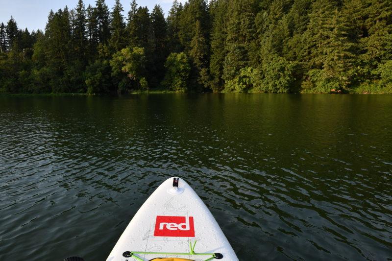 Lacamas Lake - Northwest SUP and Fitness