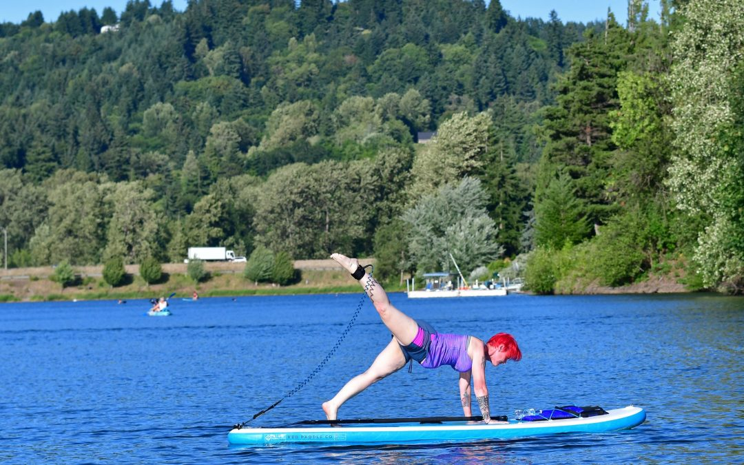 Horseshoe Lake in Woodland Wa WOMEN'S GROUP PADDLE-FIT CLASSES 4pm August 18th