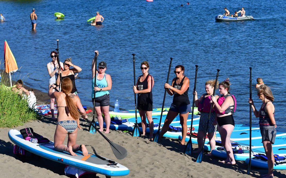 Horseshoe Lake Woodland Wa WOMEN'S GROUP PADDLE-FIT CLASSES 6pm August 25th
